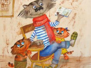 Смешные детки) | Ярмарка Мастеров - ручная работа, handmade