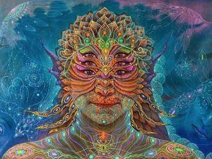 Мир глазами перуанского шамана-художника Luis Tamani. Ярмарка Мастеров - ручная работа, handmade.