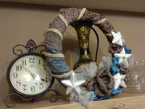 Новогодние украшения из старых вещей. Ярмарка Мастеров - ручная работа, handmade.