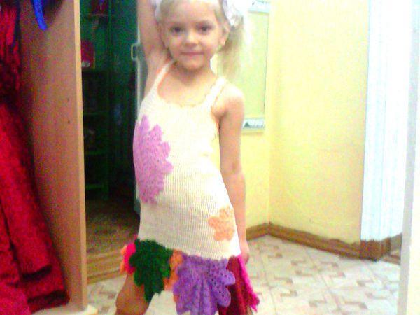 Платье на осенний бал | Ярмарка Мастеров - ручная работа, handmade
