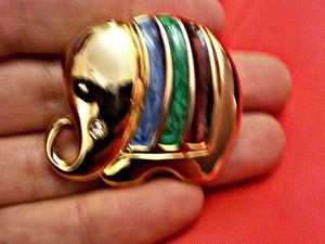 Слон как символ   Ярмарка Мастеров - ручная работа, handmade