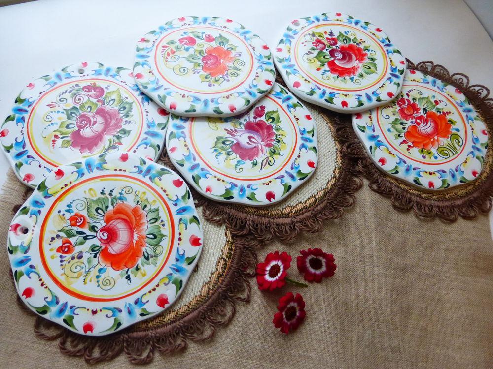 керамические костеры, подставки под стаканы, керамический декор, украшение для стен кухни, ceramera, подставки с цветочками, подарок девушке женщине, костеры заказать, бирдекель что это, что такое бирдекель