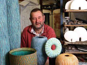 Смелость и мастерство британского керамиста Peter Beard. Ярмарка Мастеров - ручная работа, handmade.