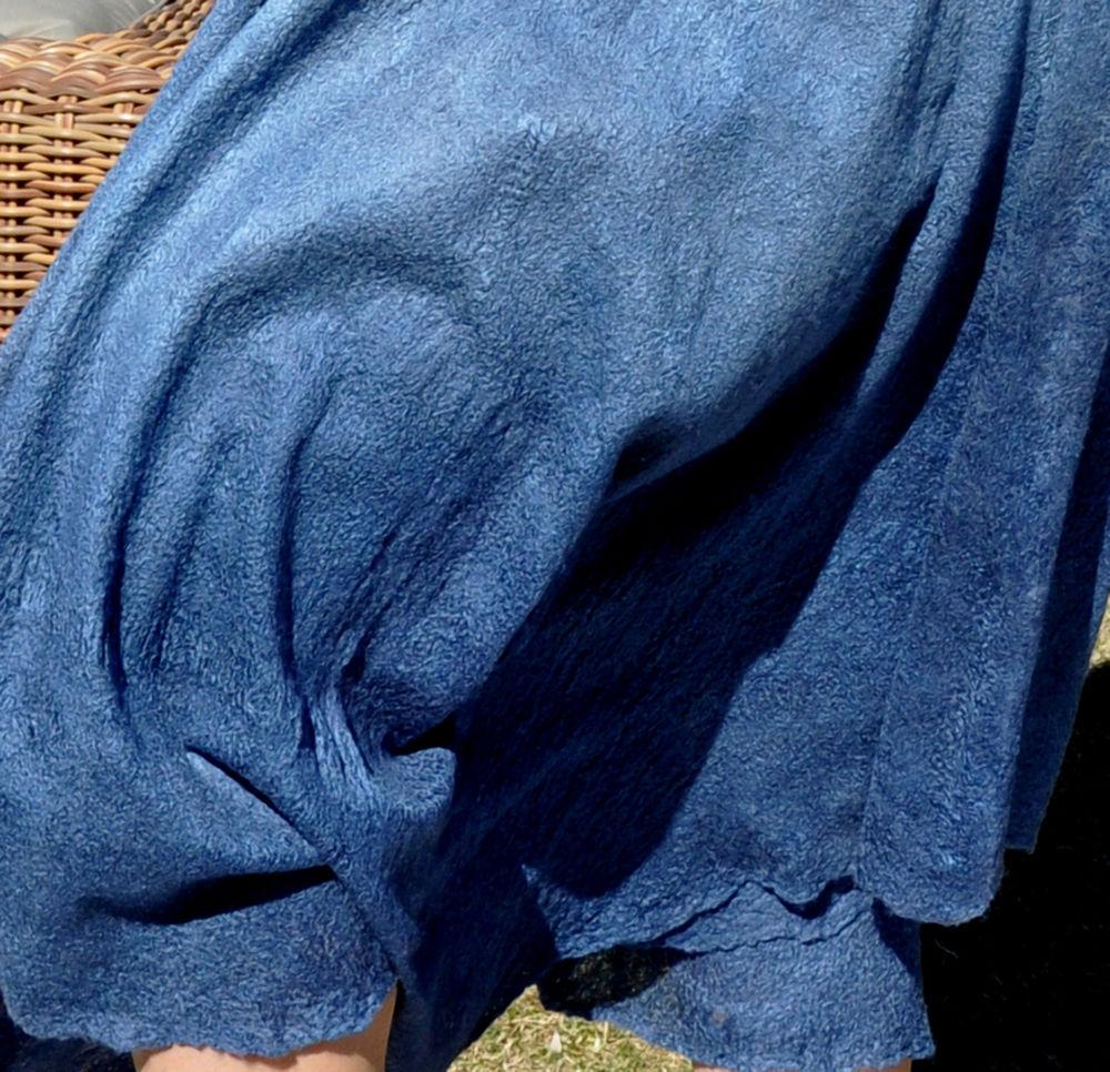 свитшот синий