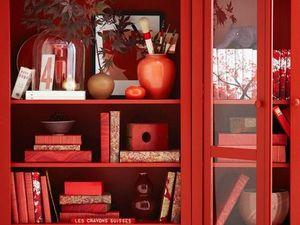 Красный в интерьере, или «Не бойтесь красного шкафа!». Ярмарка Мастеров - ручная работа, handmade.