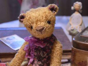 Аукцион на мишку Джуниора.. Ярмарка Мастеров - ручная работа, handmade.