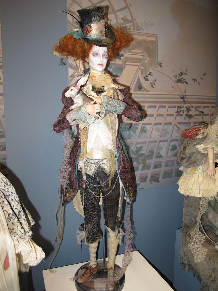искусство куклы