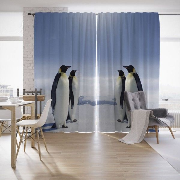 Пингвины в вашем доме: идеи для оформления интерьера