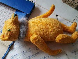 Мишка тедди 27 см 1800 р. Ярмарка Мастеров - ручная работа, handmade.