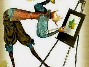 Призвание-волшебная сказка | Ярмарка Мастеров - ручная работа, handmade