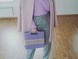 Новая сумочка - новый весенний образ!. Ярмарка Мастеров - ручная работа, handmade.