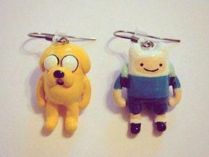 Adventure Time (Финн и Джейк). Ярмарка Мастеров - ручная работа, handmade.