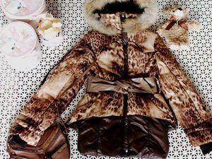 Распродажа пальто на девочку от 9 лет   Ярмарка Мастеров - ручная работа, handmade