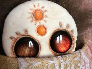 Монстряшки-милашки или в новом году новое увлечение.... Ярмарка Мастеров - ручная работа, handmade.