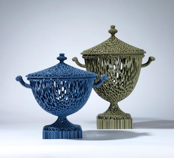 До чего дошел прогресс, или Необычная керамика в работах современных авторов, фото № 25
