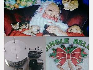 Jingle Bells (звенят колокола). Ярмарка Мастеров - ручная работа, handmade.