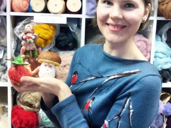 Давайте знакомиться поближе :-)))))   Ярмарка Мастеров - ручная работа, handmade
