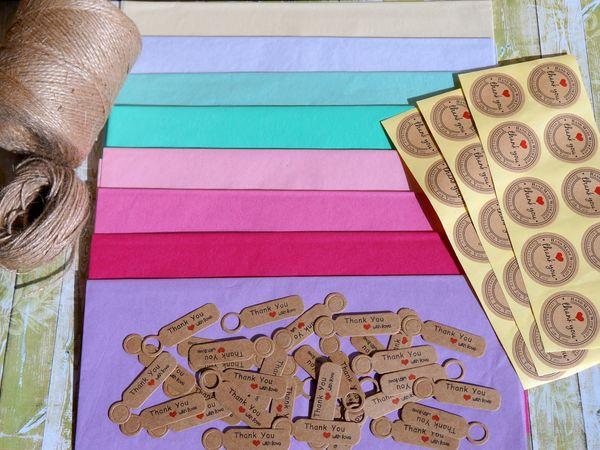 Упаковка Ваших заказов | Ярмарка Мастеров - ручная работа, handmade