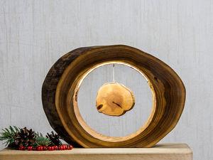 Неспеша руны свои чертит лес оленьей тропой. Ярмарка Мастеров - ручная работа, handmade.