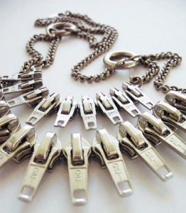 браслеты из молний