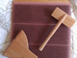 Как смешивать волокна разного цвета на кардерной доске. Ярмарка Мастеров - ручная работа, handmade.