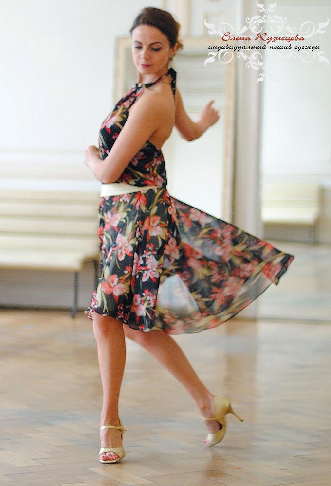 одежда для танго