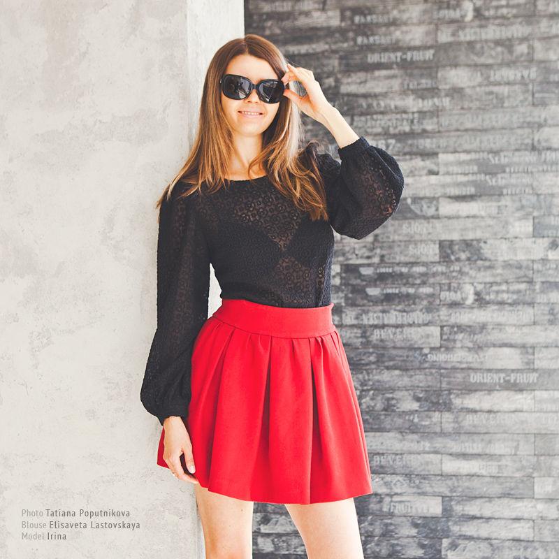 фото одежды на модели