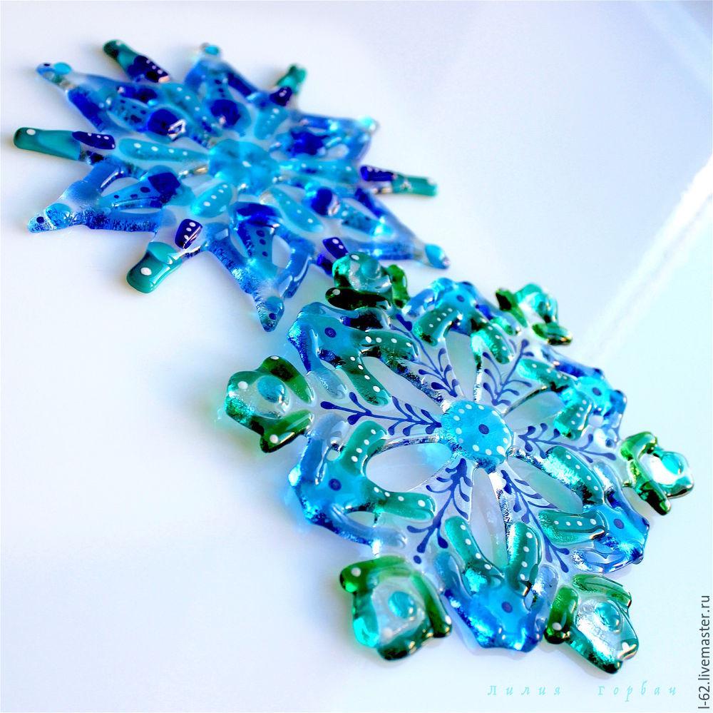 Make Snowflake Of Glass, фото № 25