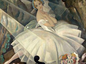 Удивительные картины Gerda Wegener. Ярмарка Мастеров - ручная работа, handmade.