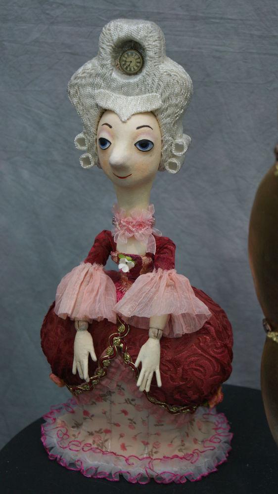 Выставка «Искусство куклы» в Гостином дворе, фото № 29