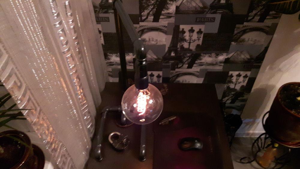 лофт, садовое освещение