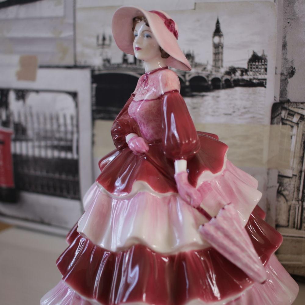 винтажные вещи, фарфоровые статуэтки, антиквариат, англия, хэндмейд, винтаж из англии