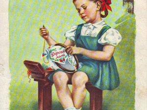 Дорогие девочки, с праздником!!! :) | Ярмарка Мастеров - ручная работа, handmade