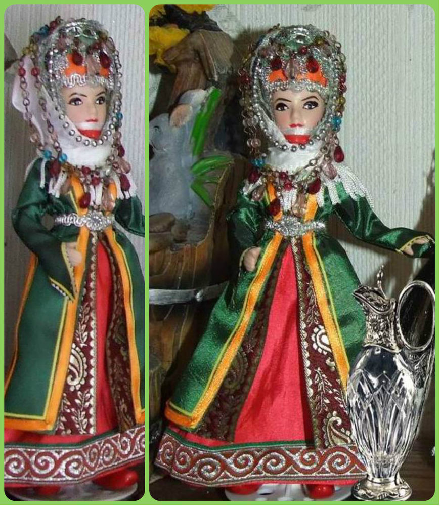 азербайджанский костюм