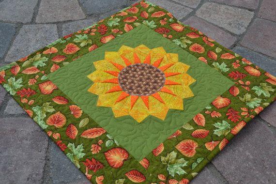 Sunflower Dresden star