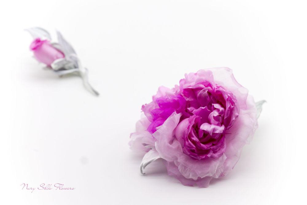 розовая роза, скидки на готовые работы