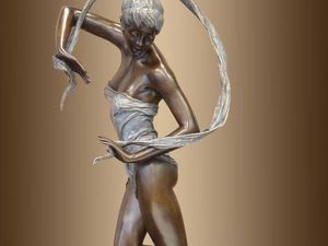Полные жизни работы скульптора Nella Buscot. Ярмарка Мастеров - ручная работа, handmade.