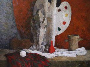 Символика предметов на примере одного натюрморта. Вкратце )) | Ярмарка Мастеров - ручная работа, handmade