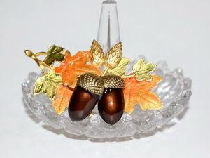 Осень, листва... Винтаж!. Ярмарка Мастеров - ручная работа, handmade.
