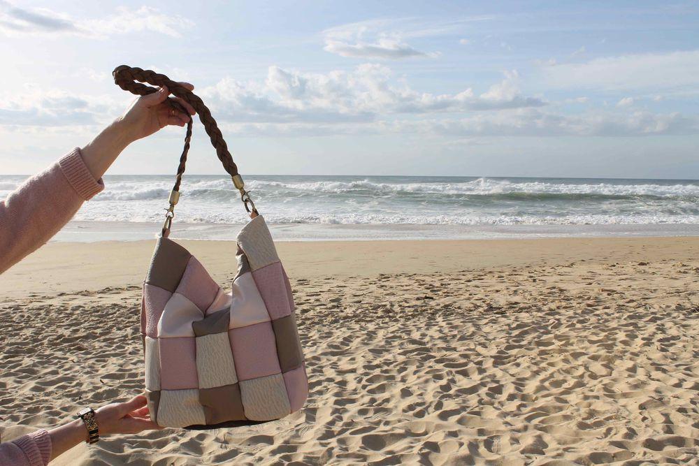 кожаная сумка, атлантика