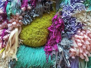 Яркая волна: потрясающие гобелены Judit Just. Ярмарка Мастеров - ручная работа, handmade.