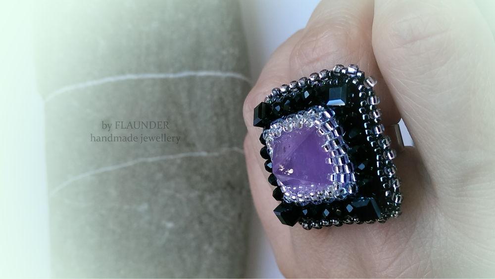 кольцо ручной работы, дизайнер украшений, вечернее украшение