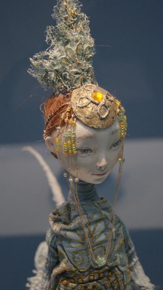 Выставка «Искусство куклы» в Гостином дворе, фото № 9