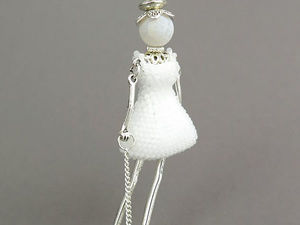 Dolls in Jewelry and in Magical Tradition. Livemaster - handmade