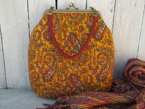 Скидки на валяные сумочки до 45%!. Ярмарка Мастеров - ручная работа, handmade.
