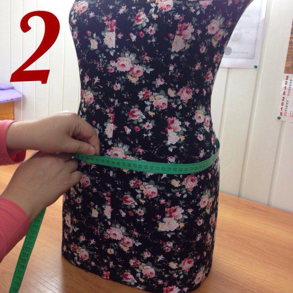 Правильные мерки для юбки-карандаш!, фото № 2