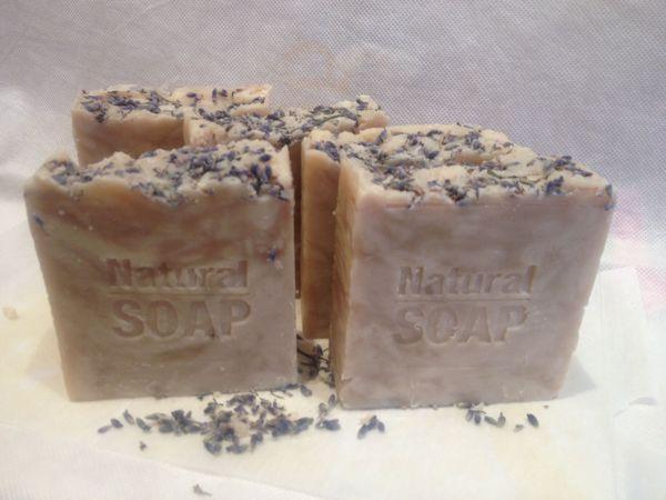 В продаже свежая партия мыла