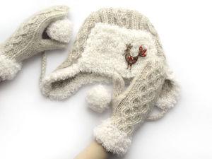 Конкурс Лучший подарок к Новому году 2017! Зимние каникулы. Брошь Петух. | Ярмарка Мастеров - ручная работа, handmade