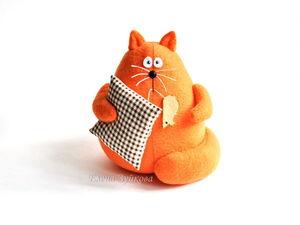 Новый кот : Василий Апельсинович !. Ярмарка Мастеров - ручная работа, handmade.