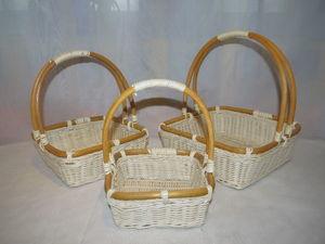 Новое поступление плетеных корзин. Ярмарка Мастеров - ручная работа, handmade.